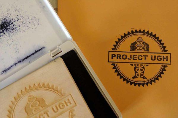 Project UGH Stamp